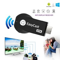 Wholesale Support Windows ios andriod AnyCast EasyCast OTA TV Stick Dongle Wireless Wifi Receiver Display Allshare Cast Adapter Miracast