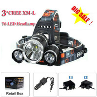 cree led zoom - 3T6 Headlamp Lumens x Cree XM L T6 Head Lamp High Power LED Headlamp Head Torch Lamp Flashlight Head charger car charger