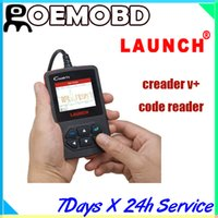 obd2 scanner launch - Original Launch Creader V OBD2 OBDII EOBD Code reader OBD2 AUTO SCANNER CREADER V support update online