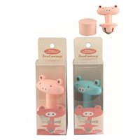 animal shaped massager - Health Body Cartoon Animal Shape Mini Massager Acupuncture Point Massage Bead Ball Wheel