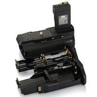 Wholesale DSTE BG E8 BGE8 Multi Power Battery Pack Grip For Canon EOS D D SLR Camera