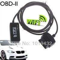 apple ii price - WiFi OBD II Car Diagnostics Tool for Apple iPad iPhone iPod Touch obd2 scanner high quality best price