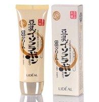 bb cream male - Soymilk multi effect bb male women s whitening foundation bare makeup concealer isolation moisturizing ml