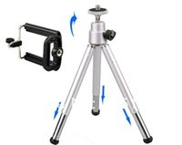 cell phone number - tracking number Hot Sale Mini Tripod Stand holder for Mobile Cell Phone Camera stand mount