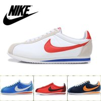 Cheap Nike Cortez Shoes Classic History Running Shoes Nike Sneakers Sports Trainers For Men Free Shipping Top Quality