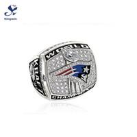 envío libre del campeonato de encargo de la joyería anillos de deportes de la moda al por mayor fábrica de joyería personalizada para deportes fuente de la fábrica