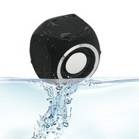 Wholesale Wireless Bluetooth Handsfree Outdoor Waterproof Mic Mini Stereo Speaker Shower Shockproof Dustproof for iPhone Samsung LG Nokia