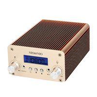 fm radio broadcast transmitter - 2W W PLL FM Transmitter Mini Radio Stereo Station Bluetooth Wireless Broadcast Only Host Y4350J