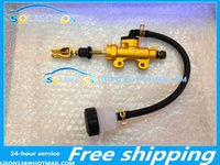motorcycle rear disc brake - For Rear disc brakes motorcycle assembly pump pumps the word universal tuning parts brake pump brakes