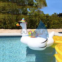 ride on toys - Summer Hot Giant Swan inch m Inflatable Ride On Pool Toy Float Swan Inflatable Swim Ring