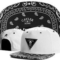 brand baseball cap - Swag style brand cayler and sons son snapback caps hip hop cap baseball hat hats men bones snapbacks bone gorras china supplier