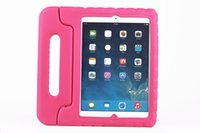 Wholesale Lovely D Cute portable Magistrate EVA Kids Thick Foam Shock Proof Soft Stand Back Case Cover for Apple iPad iPad iPad3