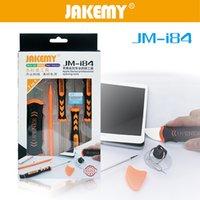Wholesale Deko US JM I84 ipad Apple mobile phone repair disassemble screwdriver Cross packages Star