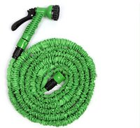 Wholesale Garden Yard Water Hose Spray Sprayer Sprinkler Nozzle Head Adjust Pattern FT Garden hose Car Washing Tool