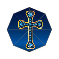 aquamarine for sale - Cross with aquamarine Custom Umbrella Fashion Design Umbrella For Man And Women High Quality Hot Sale UMN