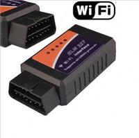 2,015 Wi-Fi wifi OBD II 2 voitures Diagnostic Interface outil OBD Scanner outil de diagnostic Livraison Gratuite