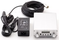 Wholesale FM Transmitter W Stereo LCD PLL Broadcast Radio Station MHz full kit S