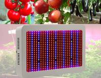 Wholesale 600W W Full Spectrum LED Grow Light Red Blue White UV IR AC85 V SMD5730 Led Plant Lamps growing lights