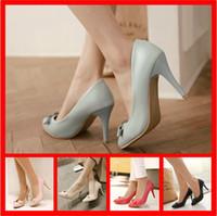 Cheap Fashion New Shoes For Women Dress Shoes high heels cheap shoes Sexy High heel Wedding shoes Stiletto Heel 8.5CM