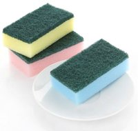 Wholesale Clean Cookware Bowl Thickening Super Cleaning Sponge Drop Shipping IC0018