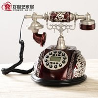 Wholesale Antique telephone commercial office telephone fashion