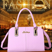 leather bag factory - 2015 new winter floral hand hit the color patent leather handbags brand bag sweet lady bags factory outlets