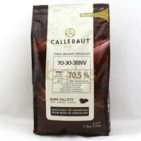 baking chocolate ingredients - Baking ingredients imported from Belgium Garley Po dark chocolate tablets kg bags