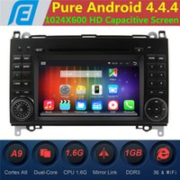 Android car audio dvd - Android X600 Pixels Car DVD Audio Player GPS Navi For Mercedes Benz A B Class W245 W169 Viano Vito Sprinter B160 B200 G WIFI Radio