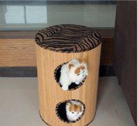 Cheap cat furniture Best round cylinder