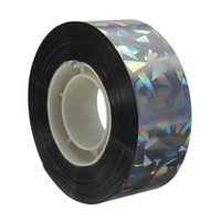 Wholesale Price Deterrent Tape Audible Visual Reflective Bird Scare Repeller Ribbon M order lt no track