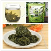 Wholesale 50G Chinese Premium Green Herbal Flower Gynostemma Tea Herbal Tea Leaves Pentaphylla