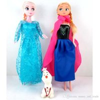 Wholesale Frozen snow suit snow Great Adventure Queen Princess Elsa treasure Anna dolls twenty three suit