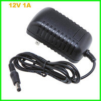 Wholesale 12v a power supply switching power supply Vac to DC V A A W W led Strip light transformer adapter lighting