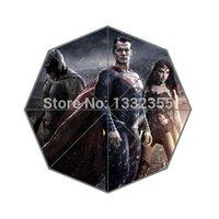 batman umbrella - Fashion Design Umbrella Custom Batman Superman Wonder Woman Umbrella For Man And Women