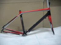Wholesale madone bike frame for road bike red made in carbon T1000 carbon bicycle frame