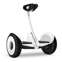 alloy scooters - FREE tax Xiaomi Ninebot Self balancing Scooter mini Car km h km Two Unicycle Wheels Smart System Phone APP Alloy body LED Lights
