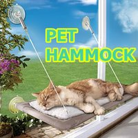 aluminum window machine - Hot Sale Practical New Window Mount Pet Beds Machine Washable Cover Sunny Seat Novel Cat Bed