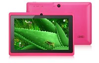 Wholesale tablet pc mid inch PC Tablet computer with Russian or Italian menu by Holland Post