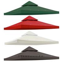 patio - x12 Gazebo Patio Canopy Top Replacement Outdoor Garden Tier g UV30 Cover