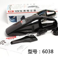 Wholesale Genuine wind king wet and dry car two vehicles W low power strong suction vacuum cleaner automotive supplies