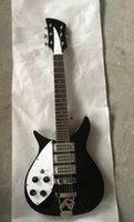 left hand - New left handed electric guitar In Black