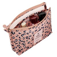 bag making patterns - Women s cosmetic bag Flower pattern makeup bag Casual make up bag organizer