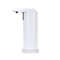 Wholesale Bathroom Accessories Soap Dispenser Automatic IR Sensor Stainless Steel Liquid Hand Free Sanitizer ML