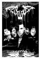 animal rocker - Black Veil Brids Rockers Luxury Home Decoration Fashion Custom Poster Print Size x60 cm Wall Sticker