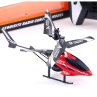 Cheap Mini 2.5CH RC Remote Control Radio Helicopters With light Children's Electric Gift Metal Kids Boy Big Toy in box RCD03524
