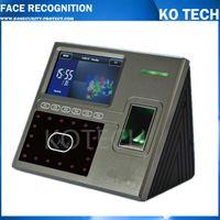 Wholesale KO FACE800 Battery Multi Bio CPU MHz Face Reader Time Attendance with Fingerprint
