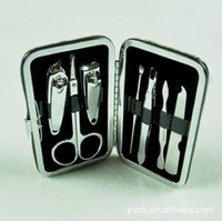 add figures - Can add logo image of the beautiful suit nail clippers manicure kit Qi Jiantao beautiful figure