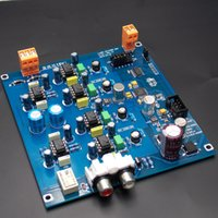 amplifier integrated circuit - AK4490 EQ DAC decoder Official standard circuit I2S DSD input Semi finished kit