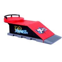 Wholesale New Arrival Skate Park Ramp Parts for T ech D eck Fingerboard Finger Board D K5BO