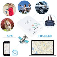 Wholesale Mini GPS Tracker Locator GSM GRRS Track with SOS Alarm Support MHz S480